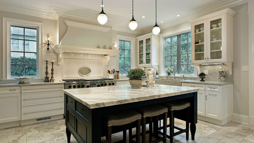 electrician for kitchen projects