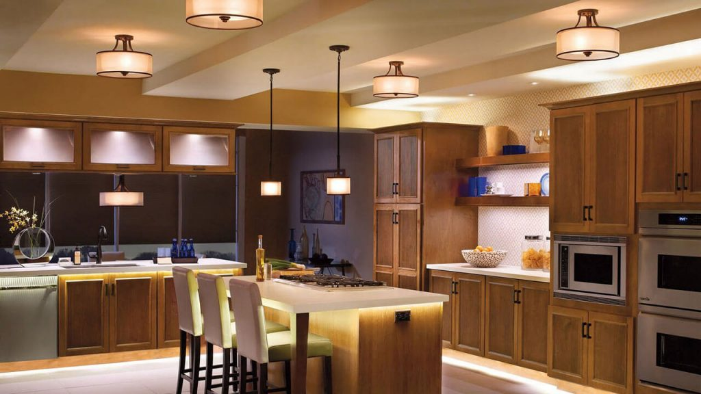 electrician for residential kitchen projects