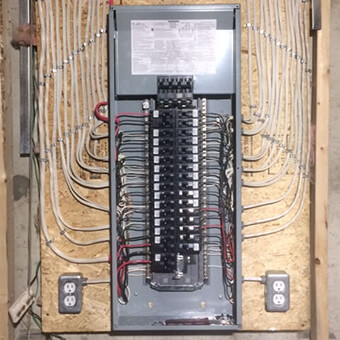 electrical panel and service upgrades by electric md