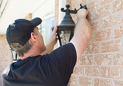 security lighting by ElectricMD - Electricians in Barrie, Newmarket, North York & York Region