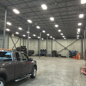 electrical for warehouses by ElectricMD - Electricians in Barrie, Newmarket, North York & York Region