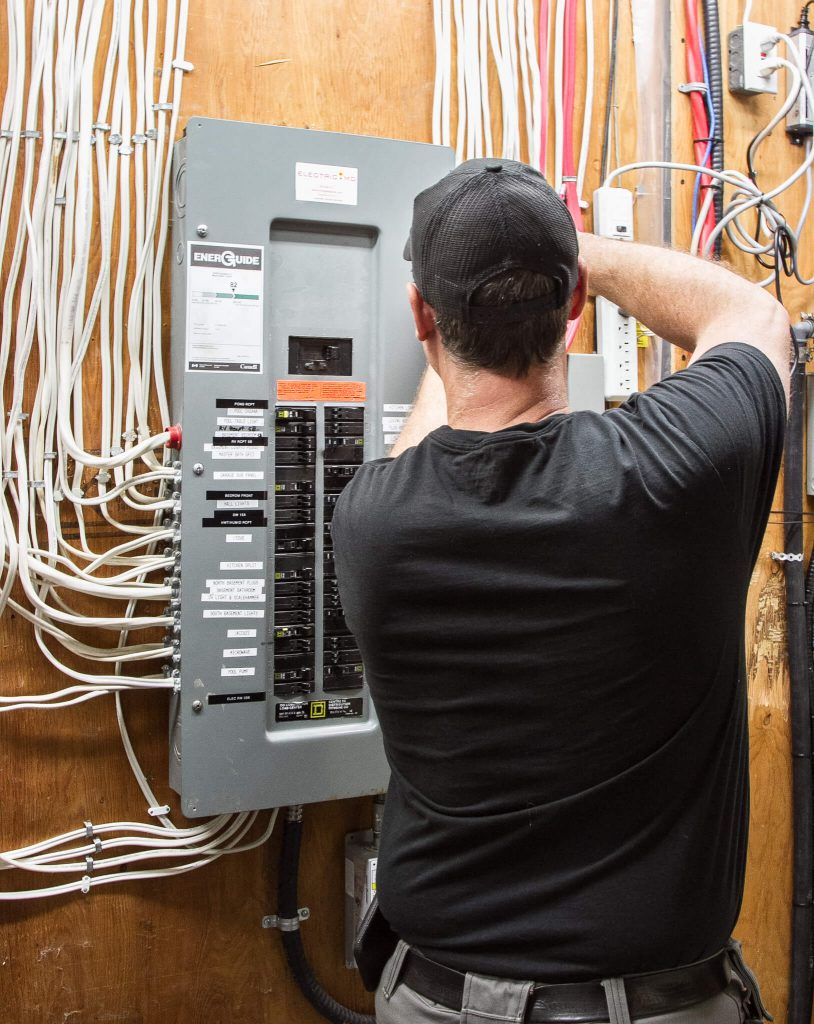 Photo Gallery of electrical work by Electric MD | Newmarket Electricians