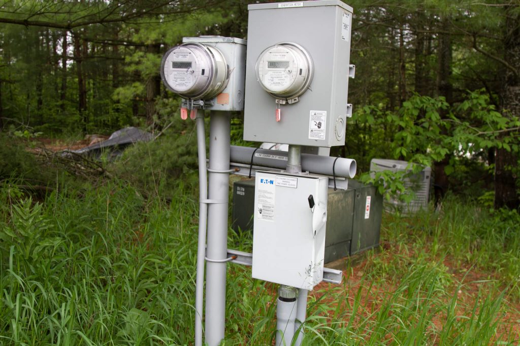 meter and service entrance by ElectricMD - Electricians in Barrie, Newmarket, North York & York Region