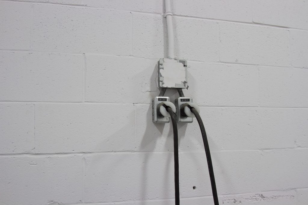 industrial outlets by ElectricMD - Electricians in Barrie, Newmarket, North York & York Region