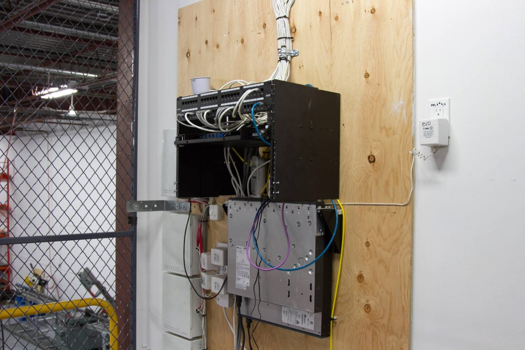 network wiring installed by ElectricMD - Electricians in Barrie, Newmarket, North York & York Region