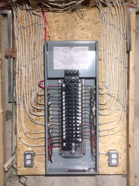 circuit breaker panels by ElectricMD - Electricians in Barrie, Newmarket, North York & York Region