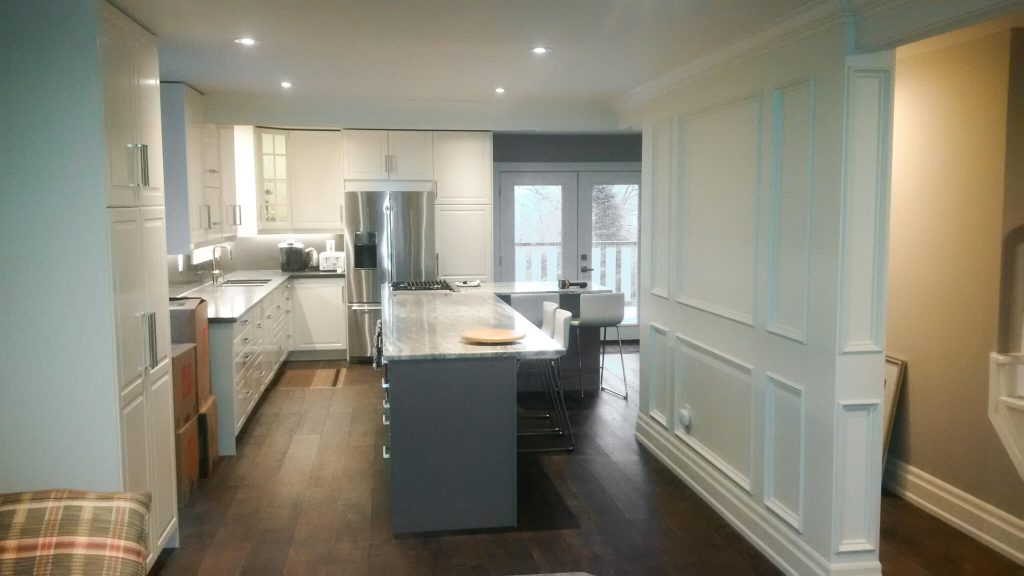 kitchen electrical work by ElectricMD - Electricians in Barrie, Newmarket, North York & York Region