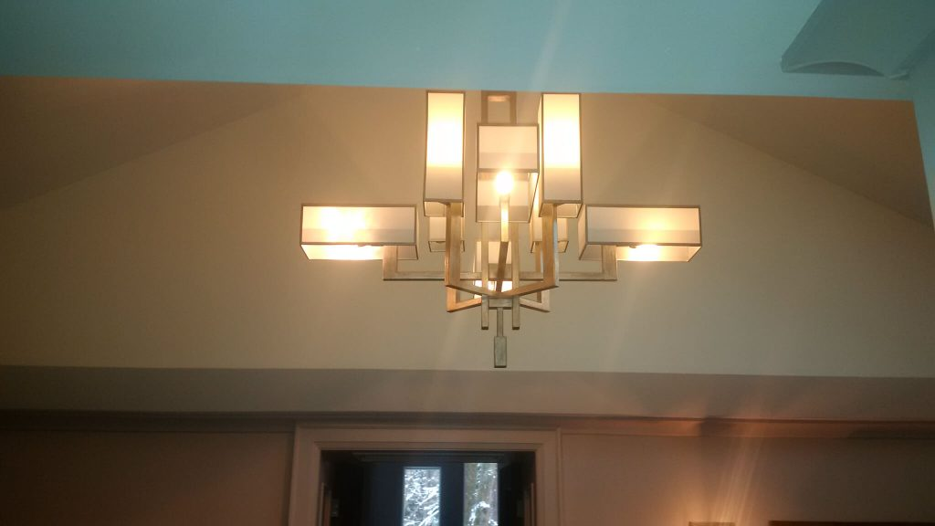 light fittings installed by ElectricMD - Electricians in Barrie, Newmarket, North York & York Region