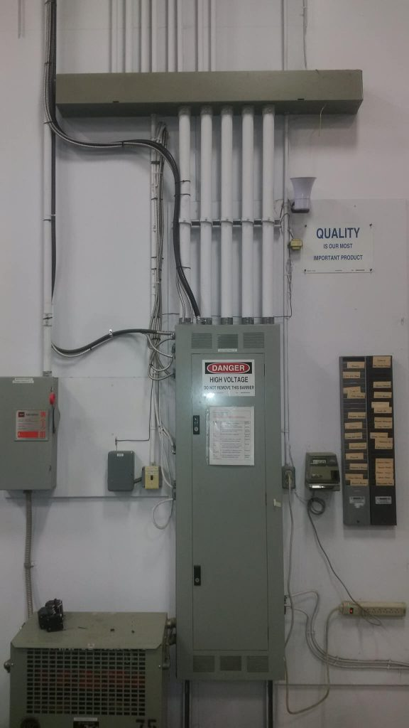 commercial breaker panels by ElectricMD - Electricians in Barrie, Newmarket, North York & York Region