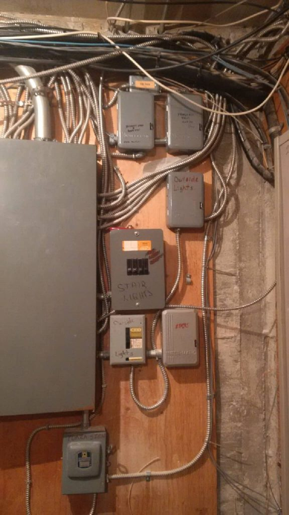 home wiring by ElectricMD - Electricians in Barrie, Newmarket, North York & York Region