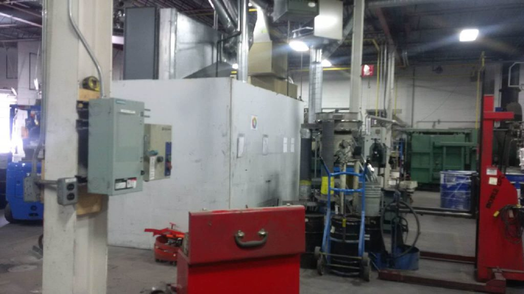 industrial electrical work done by ElectricMD - Electricians in Barrie, Newmarket, North York & York Region