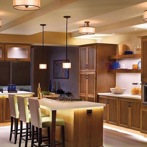 electricians for kitchen projects